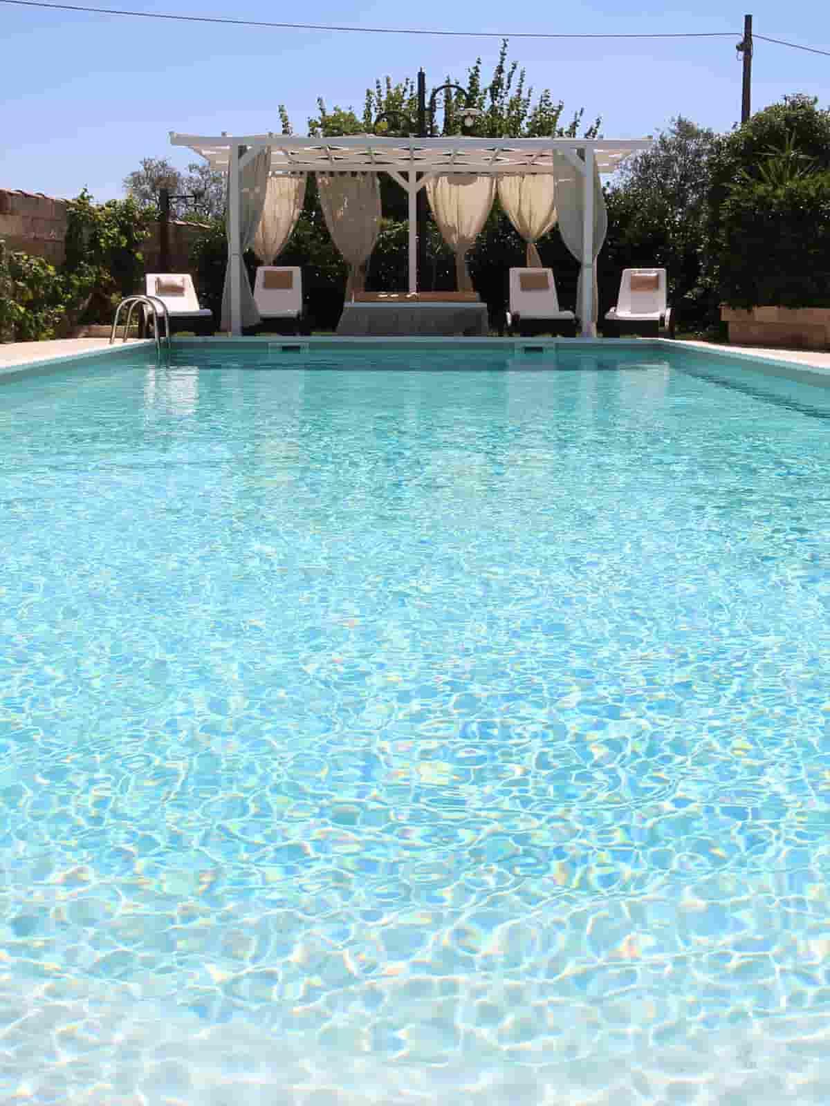 Acqua Azzurra Piscine bed and breakfast salento con piscina